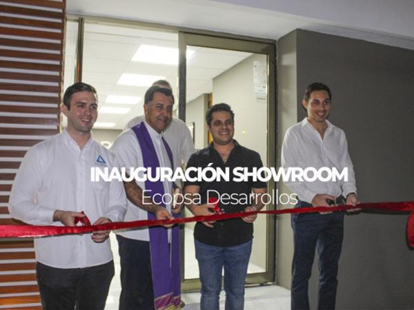 Inauguración de nuestro showroom